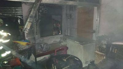 花蓮豐濱火警燒死男童 疑父親酒後縱火