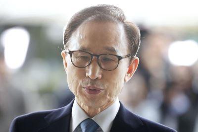 前南韓總統李明博涉貪 檢方提請拘捕