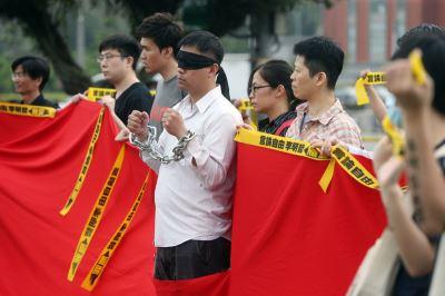 李明哲遭陸逮捕滿週年 救援大隊籲政府協助營救