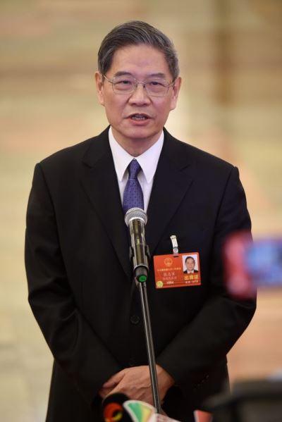 張志軍出任陸全國人大外事委員會副主任