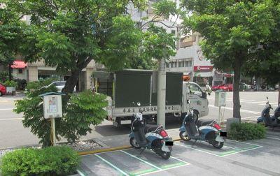 台中推广绿能  电动车充电站加码补助