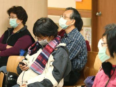 一週10萬人次類流感就醫 氣溫降疫情蠢動
