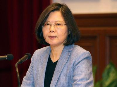 傳中國打壓參與WHA  蔡總統:非大國應有作為