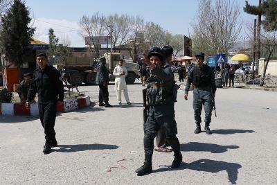 喀布尔自杀攻击增至29死52伤 IS宣称犯案