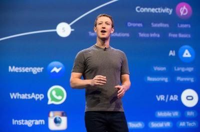 祖克柏承認Facebook犯錯 將全面稽核可疑應用程式