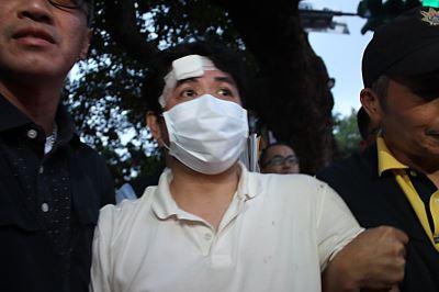 偷軍史館軍刀砍憲兵  男子遭判刑7年