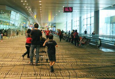 全球最佳機場 樟宜連6霸桃機排名15