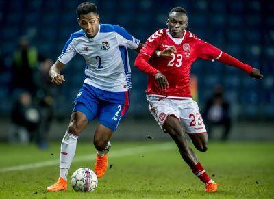 世足熱身賽 丹麥1比0擒巴拿馬