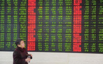 中美貿易戰陰影籠罩 滬深股市全線重挫