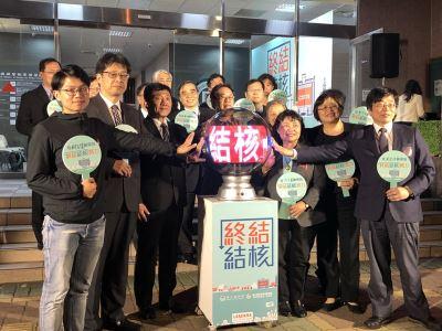台灣新發結核患者  106年首度跌破萬人