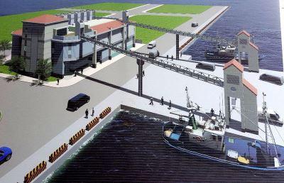 澎湖漁民出海缺冰 製冰廠5月完工供應需求