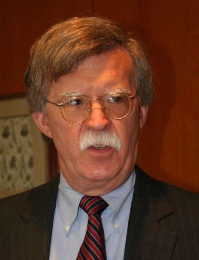 紐時:配合川普對抗外交 波頓適得其所