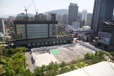 新舞台舊址將重建信義A7大樓 環評過關