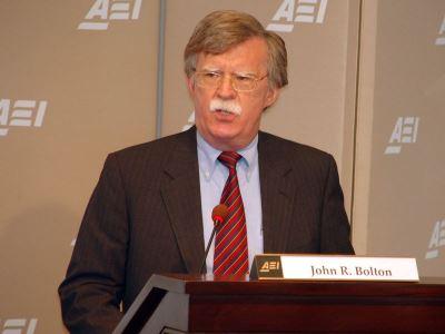 波頓接下白宮國安顧問 亞洲各國紛表關切