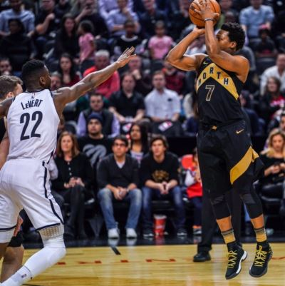 NBA勞瑞大三元  暴龍逆轉破籃網
