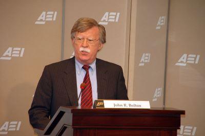 波頓任國安顧問 華郵紐時憂慮美國走向戰爭