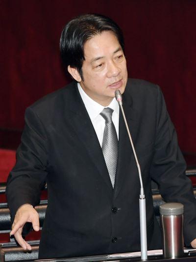 賴清德盼民進黨團 全力支持深澳電廠