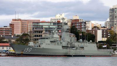澳洲媒體:3軍艦在南海遇陸海軍叫陣