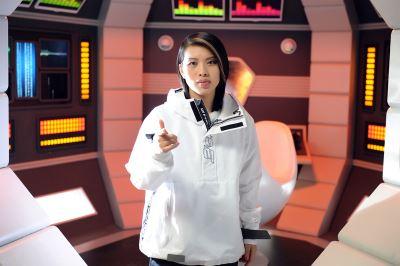 葛仲珊和偶像合作 上台語新聞卻滿頭霧水