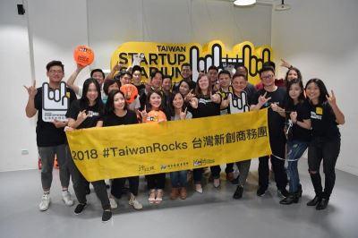 產業之旅首站  賴清德:讓年輕人新創能發揮
