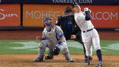 洋基法官超越麥奎爾 MLB史上最快61轟