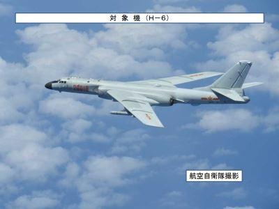 中共軍機連3天遠海長訓 國防部全程監偵