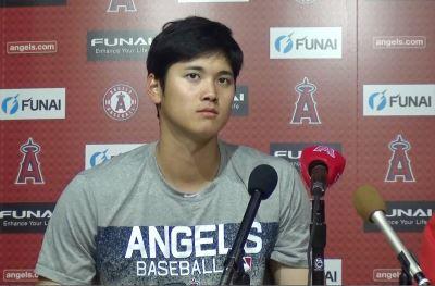 MLB天使投打失衡4連敗 大谷翔平敲2安