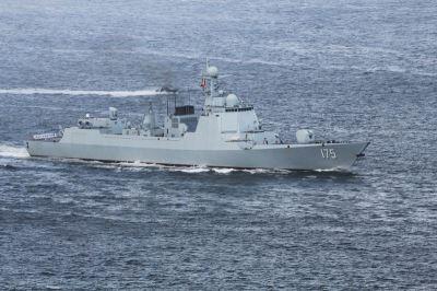 遼寧號通過巴士海峽 國防部全程監偵應處