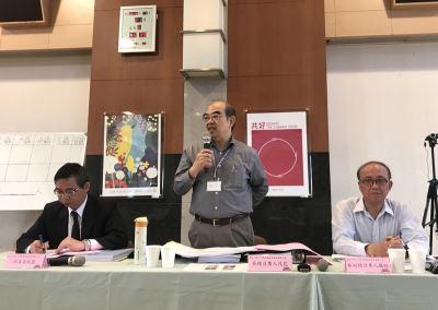 首次參加課審大會 教長吳茂昆:課程應與時俱進