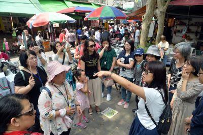 2018台北文學季 跟著美食作家逛市場