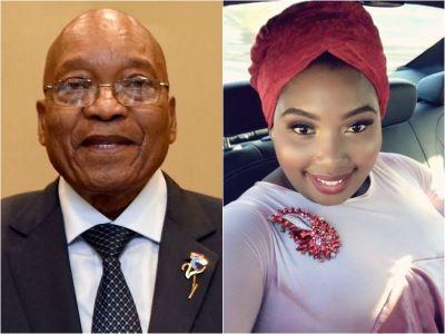 南非76歲前總統朱瑪將迎娶24歲嫩妻