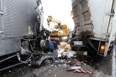 國道3死車禍 肇事司機坦承疲勞打瞌睡