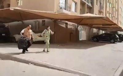 官員拯救菲勞  引發菲與科威特外交摩擦