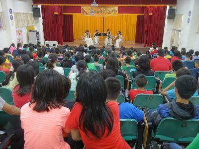 國立台灣交響樂團巡演 台東偏鄉7小學納入