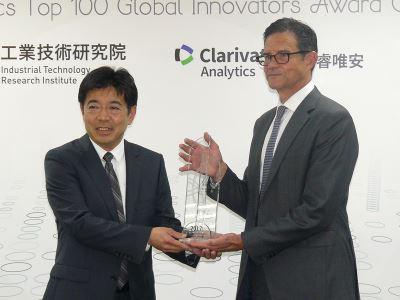 工研院再獲全球百大創新獎 要用智財搶商機