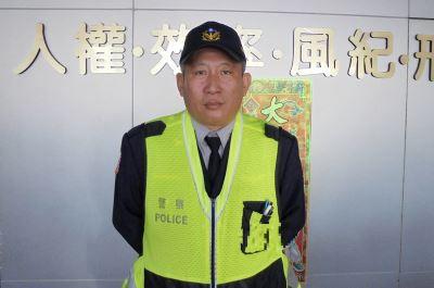 從警30年快退休  郭振雄執勤遇死劫