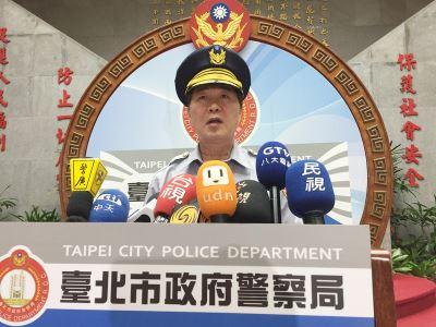 警消不服從爆衝突 3退休軍警涉傷人