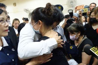 國道員警遭撞死 葉俊榮:因公殉職