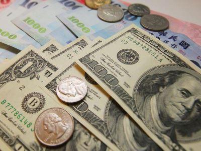 股匯雙殺 新台幣收29.616元創三個半月新低