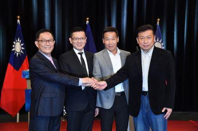 蓝5县市长尚未提名 北市人选5/2出炉