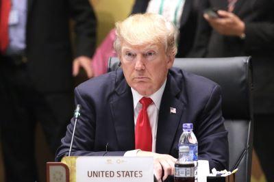 川普:美中很有可能达成贸易协议