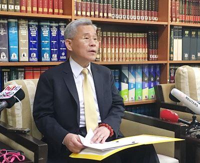 外交部國組司長徐佩勇 6月接任駐菲代表