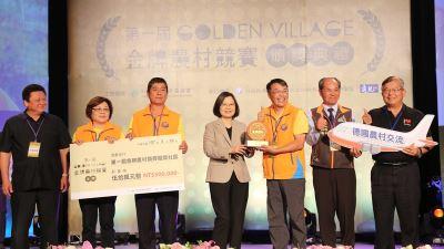 熱氣球引觀光潮 台東永安村獲金牌農村