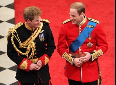 哈利王子婚禮 哥哥威廉將當伴郎