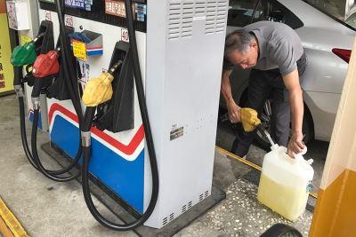 油價下週估漲4角 95無鉛每公升29.7元