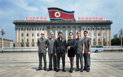 搖滾樂團受邀北韓演出 紀錄片4/27在台上映