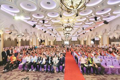 慶祝勞動節  林佳龍:促進勞動權保障