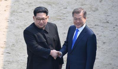 兩韓握手言和 歷年震撼世界之握總整理
