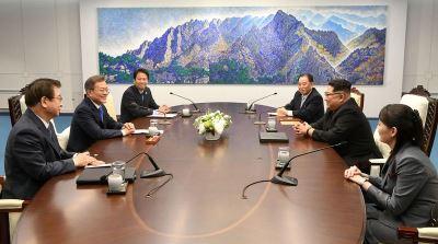 青瓦台:文金會談及非核與永久和平