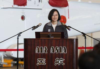 蔡總統端出政策成績 台灣經濟能轉大人